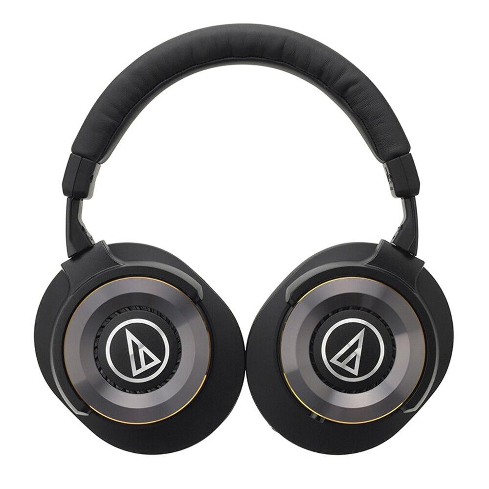 オーディオテクニカ ATH WS1100iS ポータブルハイファイヘッドセット固体低音オーバー耳ヘッドフォン 3.5 ミリメートル有線イヤホンとマイク Hi 高解像度  グループ上の 家電製品 からの ヘッドホン/ヘッドセット の中 2