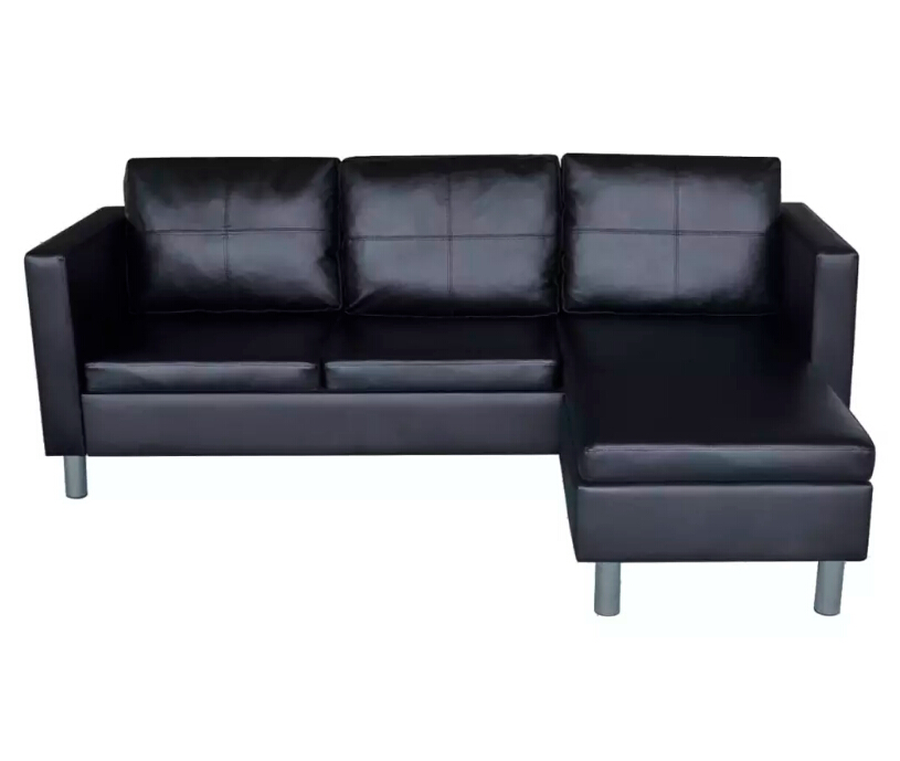 Modern Design Floor Sofa Bed 3 Position Adjustable Sofa Plaid Japanese Style Furniture Living Room Reclining Folding Sofa