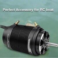 SURPASS HOBBY Rocket 5692 730KV RC лодка бесщеточный мотор с 56 S рубашка с водяным охлаждением идеальный аксессуар для RC лодки