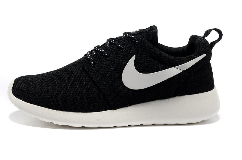eeed1863 Мужские кроссовки для бега NIKE Roshe Run one shos Мужская Спортивная обувь