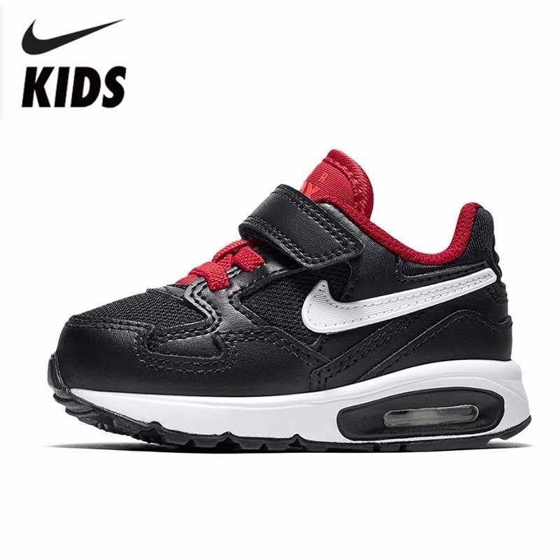 9c647aeb8e Detail Feedback Questions about Nike AIR MAX ST (TDV) New Arrival Boy And  Girl Running Shoes Children Sneakers Casual Shoes #654289 008 on  Aliexpress.com ...