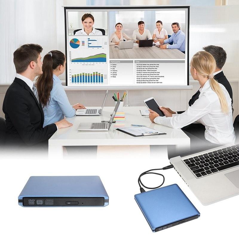 Արտաքին օպտիկական սկավառակ USB 3.0 DVD - Համակարգչային բաղադրիչներ - Լուսանկար 6