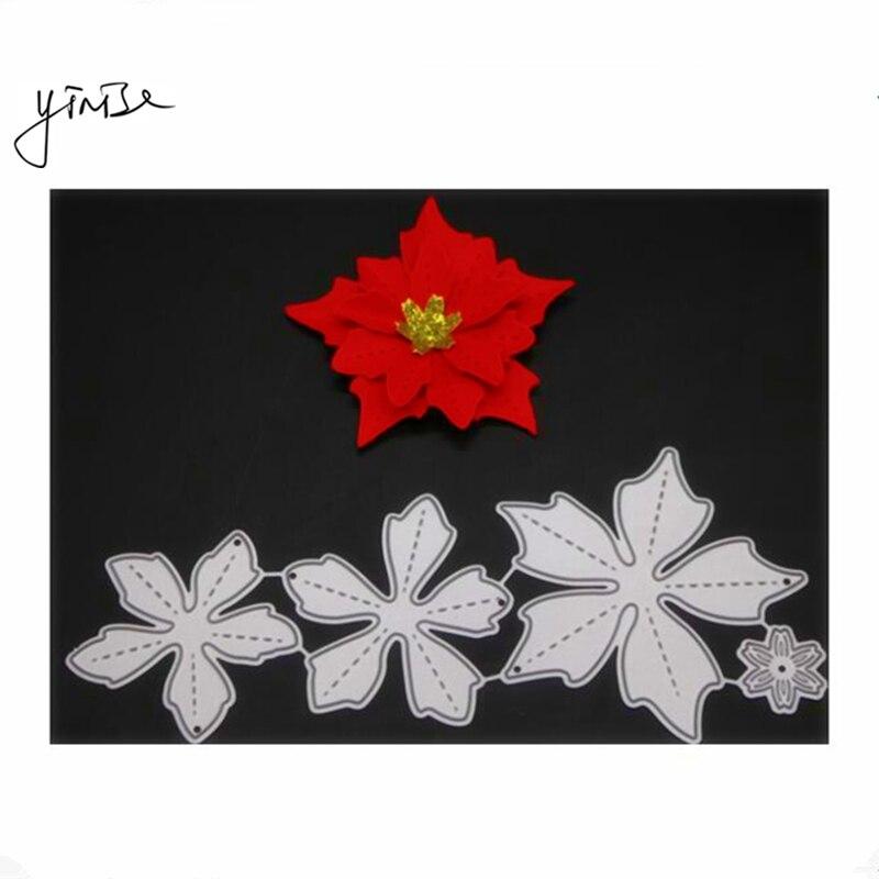 VCD72 Flower CUT SCRAPBOOK Metal Cutting Dies For Scrapbooking Stencils DIY Album Cards Decoration Embossing Folder Die Cuts