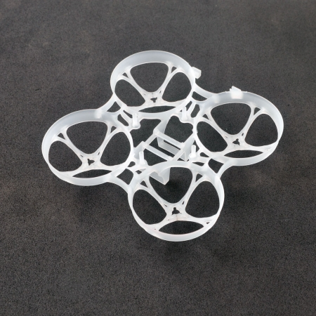 Happymodel Mobula7 V3 Frame 75mm 2s Bwhoop Frame Upgrade Spare Part For Mobula 7 FPV Racing Drone Quadcopter