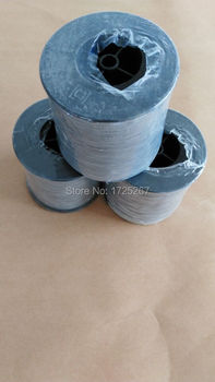 TM9820:2mm width*800m length reflective thread as sample 100% polyester class2 reflective  yarn for clothes