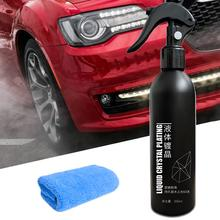 Ceramic Spray Coating Paint Protection Scratch Resistant Spray Sealant Top Coat Quick Nano-Coating 260ML Top Coat For Car