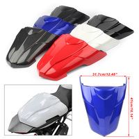 Motorcycle Rear Pillion Passenger Cowl Seat Back Cover Fairing Parts For Suzuki SV650 SV 650 2017 2018 / 17 18