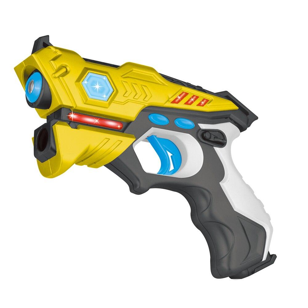 4 pcs Infrarouge Laser Tag Blaster Laser Bataille Pack Vente Chaude Gun pour Enfants Adultes Famille Activité Sportive Jouet Cadeau - 4