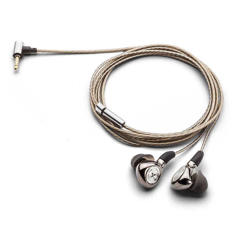 Original IRIVER Astell Kern AK T8IE MKII Hifi Earphones In ear Dynamic Earphones Earbuds MMCX Cable