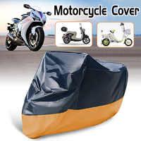 Mofaner Universal Motorcycle Cover Waterproof Outdoor Uv Protector Bike Rain Dustproof Motorbike Motor Scooter