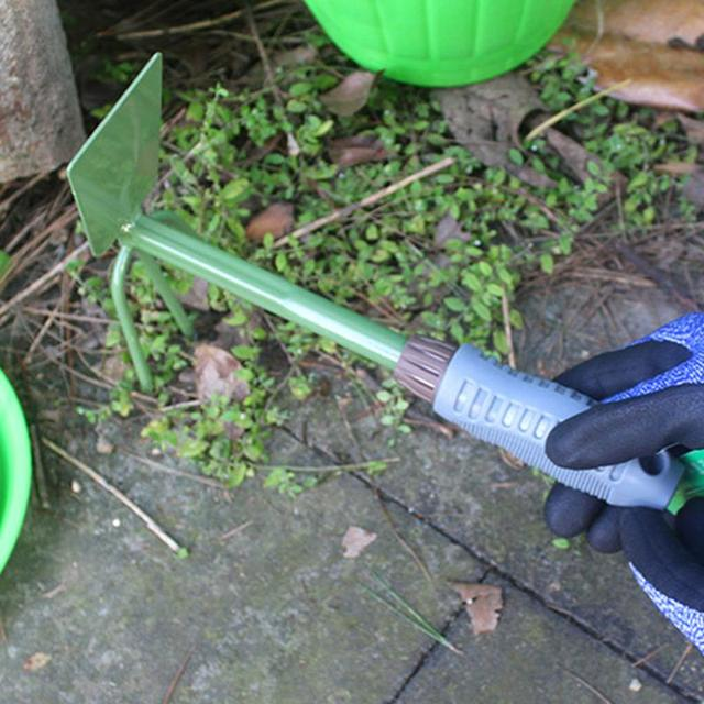 Hoe Rake Multi-function Garden Tool 5