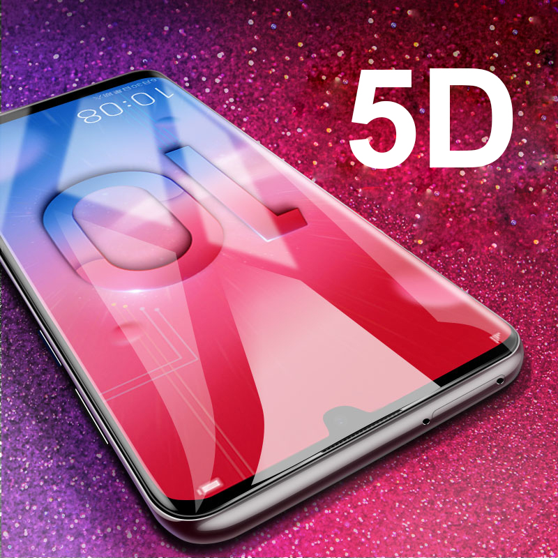 <font><b>5D</b></font> Tempered <font><b>glass</b></font> for <font><b>huawei</b></font> <font><b>Honor</b></font> 10 lite protective <font><b>glass</b></font> on <font><b>Honor</b></font> 10 light <font><b>9</b></font> 9i v9 8X 8 lite Play Cover screen protecor films image