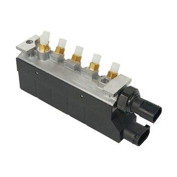 1x Neue Heiße Luftfederung Ventil Block Für Mercedes W220/350/430 S500/600 S55/6