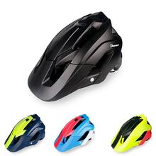 Unisex Uniform Size For Bicycle Riding Helmet Mountain Road Section Light Bike Integrally Accessories