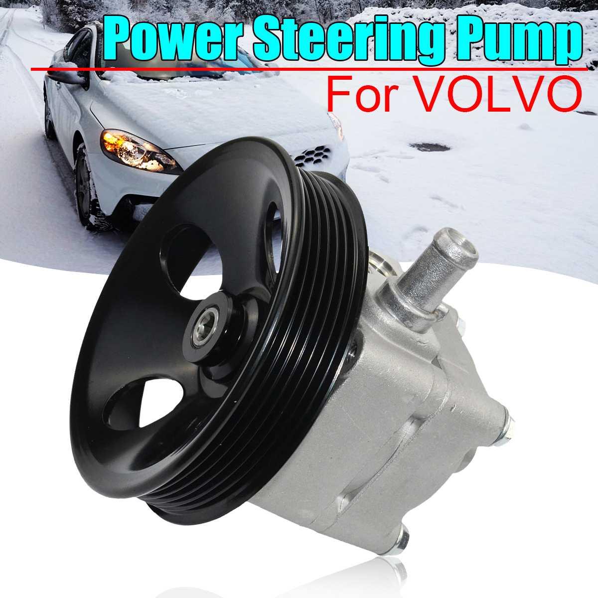 Pompe de direction assistée de voiture pour Volvo S60 V70 XC70 S80 XC90 D5 30665100/30760531 1998-2010 réservoir de pompe de direction de voiture réservoir d'huile