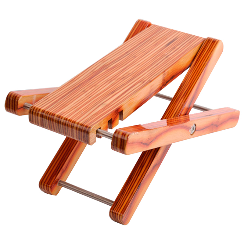 Musical Instruments Useful Abgz-bamboo Wood Guitar Foot Rest Stool Stand Foldable Acoustic Classic Guitar Pedal Footboard With 3 Adjustable Height Levels To Prevent And Cure Diseases