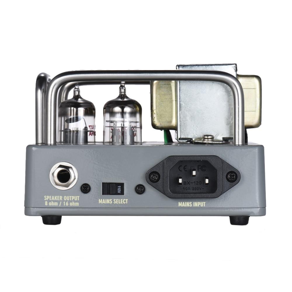 BIYANG Wangs VT 1H Compact Powerful 1 Watt All Tube Guitar Amplifier Amp Head with Volume