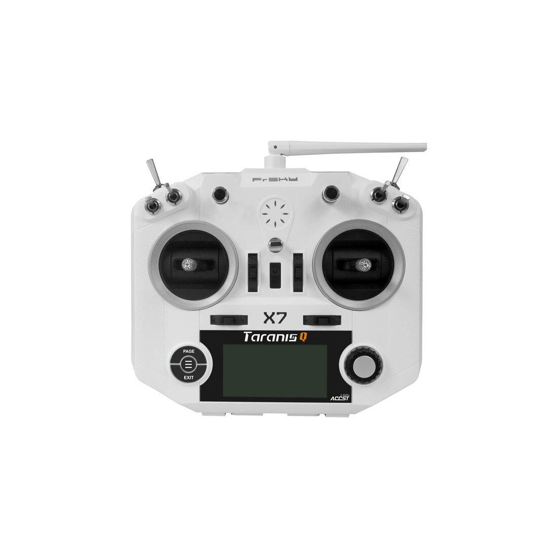 Télécommande pour transmetteur FrSky ACCST Taranis Q X7 QX7 2.4 GHz 16CH pour Drone de course FPV quadrirotor multi-rotor