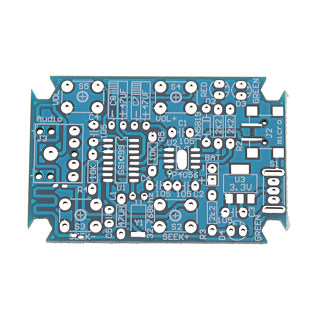 Gs1299 Diy Fm Transmitter Radio Kit Digital Production Stereo Pll With Bh1417 Electronic Circuit Schematic Module In Integrated Circuits From Components Supplies On