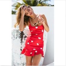 Women Fashion Sexy Dress Women Summer Mini Dress Bodycon Bandage Sleeveless Evening Party Club