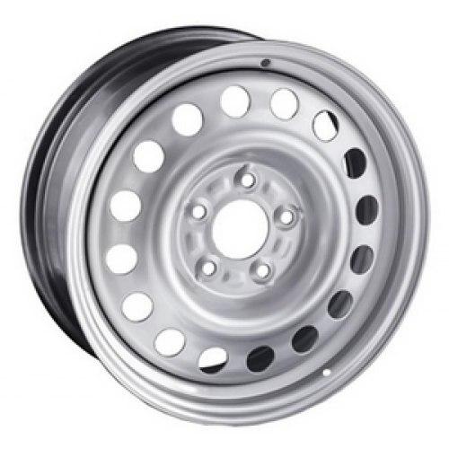 TREBL X40027 6.5x16/5x130 ET43 d84.1 Silver цена