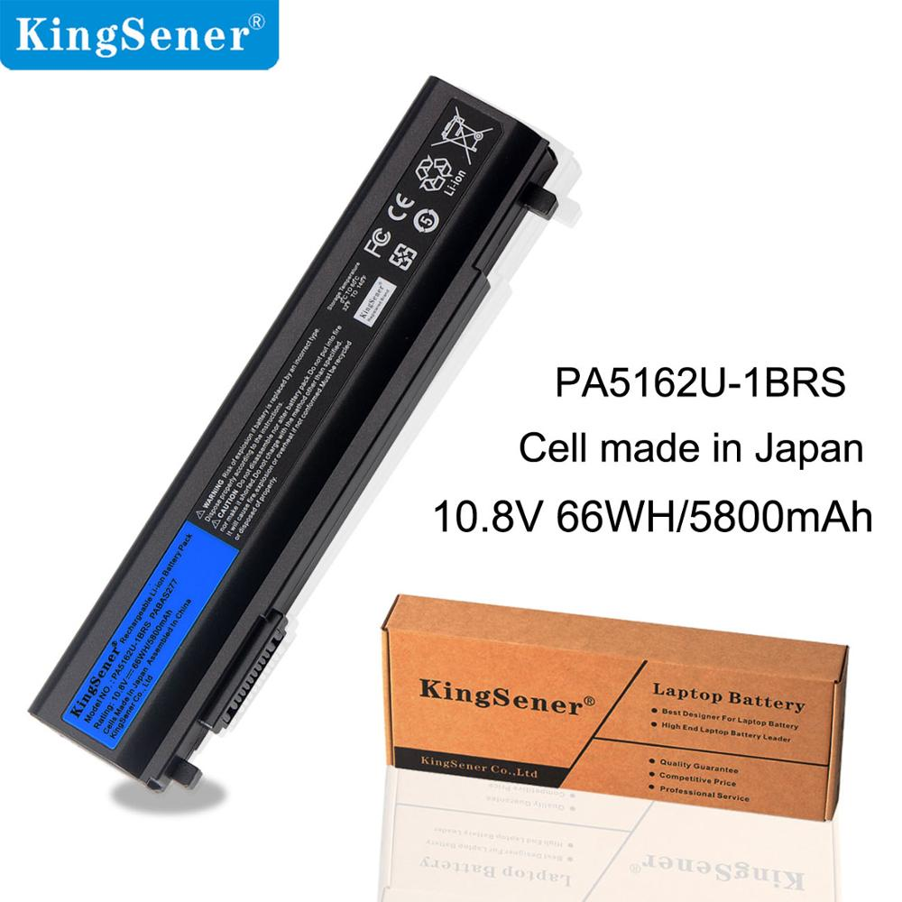 KingSener PA5162U Batteria Del Computer Portatile per Toshiba Portege R30 R30-A PA5162U-1BRS PABAS277 10.8 V 5800 mAh 66WH Celle GiapponesiKingSener PA5162U Batteria Del Computer Portatile per Toshiba Portege R30 R30-A PA5162U-1BRS PABAS277 10.8 V 5800 mAh 66WH Celle Giapponesi