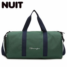 Woman Travelling Bags Nylon Bag Large Capacity Light A Short Trip Male And Female Portable Tote Training