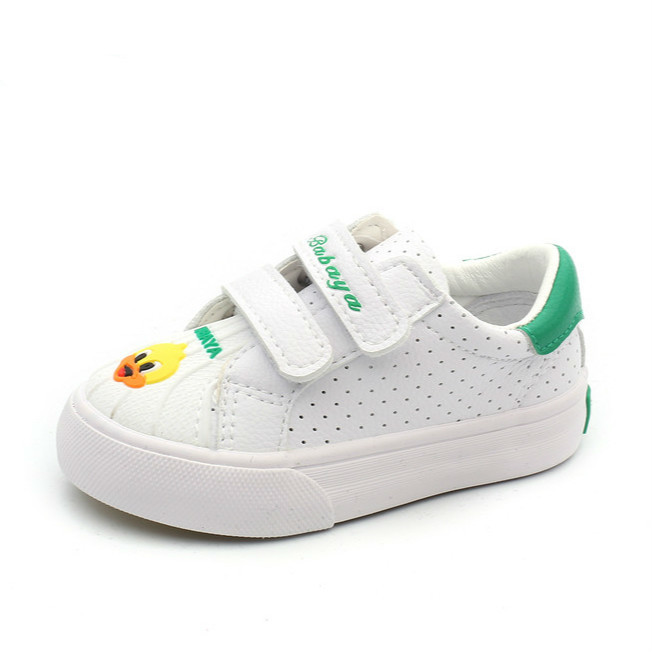 Shoes Girls Boys Breathable New White And Summer Children Small Spring Board 1-3-Years-Old
