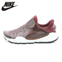 Nike SOCK Dart SE Женские беговые кроссовки износостойкие дышащие кроссовки Нескользящие Легкая спортивная обувь #859553 600