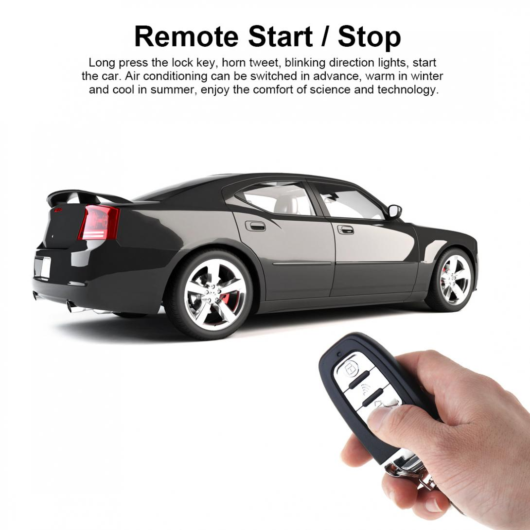 Keyless Entry System Wiring Diagram Auto Smart Keyless Entry