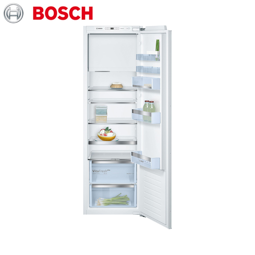 Refrigerators Bosch KIL82AF30R major home kitchen appliances refrigerator freezer for home household food storage wind resistant three fold automatic umbrella rain women auto luxury big windproof umbrellas men black coating 10k parasol gift