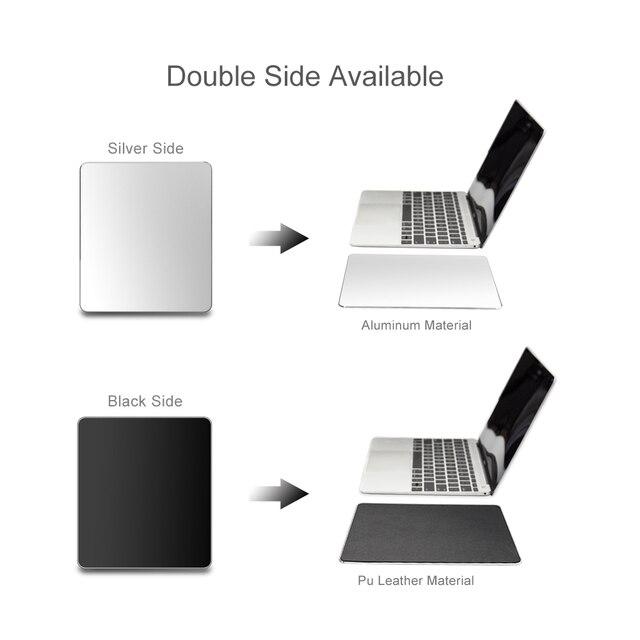 משטח אלומיניום לעכבר מחשב 2