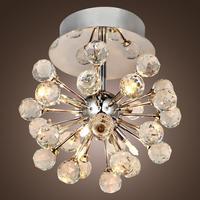 Circular Modern K9 Crystal Chandelier