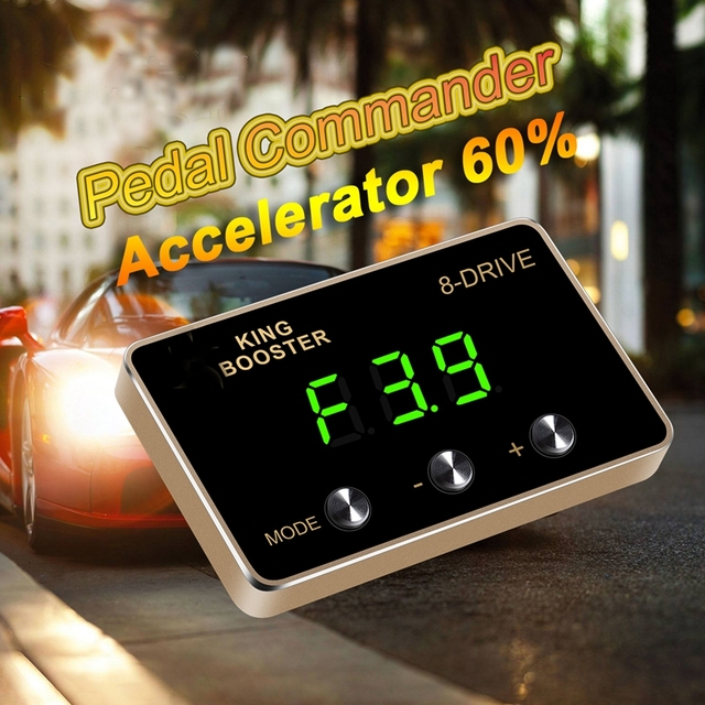 Car electronic throttle controller sprint booster pedalbox for all BMW X M Z I series etc.