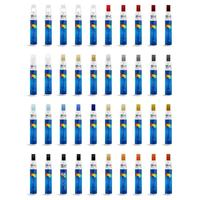 40 PCS Automobile Paint Repair Pens Scratch Restoration Black White Brown Blue Clear Car Scratch Repair
