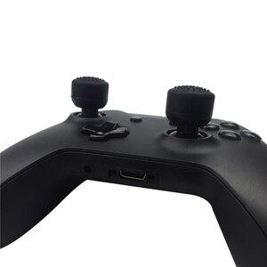 Image 4 - 8 pièces capuchon de manette analogique pouce bâton champignon tête couvercle pour Xbox One X manette de jeu