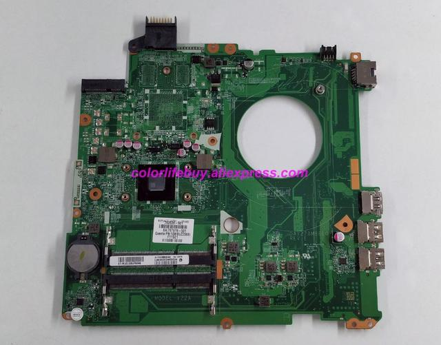 Echtes 762528 001 762528 501 762528 601 UMA w A4 6210 CPU Laptop Motherboard Mainboard für HP 15 P serie 15 p208AU NoteBook PC