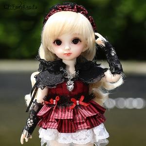 Image 5 - Paese delle fate 1/6 Littlefee Sarang BJD YOSD Comune Corpo della Bambola Modello Delle Ragazze Dei Ragazzi Giocattolo Regalo Di Compleanno
