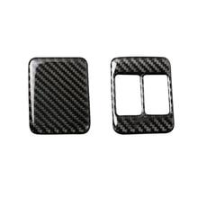 Für Toyota 86 Subaru BRZ 2013 2014 2015 2016 2017 Carbon Faser Sitz Heizung Taste Rahmen Abdeckung
