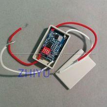 Luz de freno LED de 12V 24V CC, luz de freno intermitente, controlador estroboscópico de Flash de coche con 16 modos