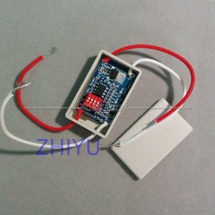 Dc 12V-24V LED Brake Stop Light Lamp Flasher /car Flash Strobe Controller 16 Mode