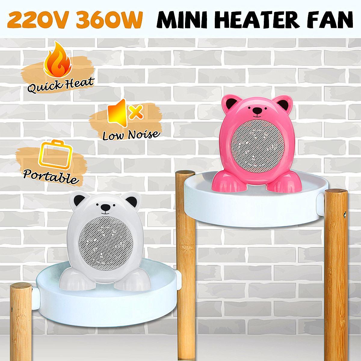 Calentadores Para Cuartos De Bano.Mini Casa Mano Calentador De 220 V 360 W Calentador