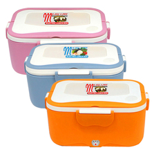 Food-Warmer-Container Heating Car-Rice-Cooker Traveling Portable 12V 24V for Lunch-Box