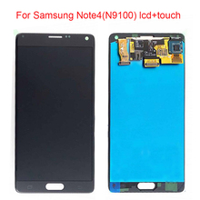 Jpfix Дисплей Замена ЖК-дисплей для samsung Galaxy Note 4 N910 N910F