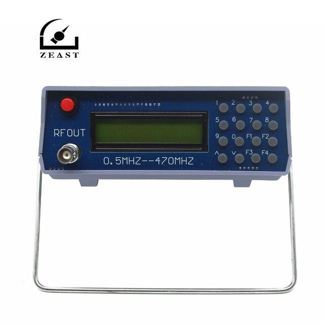 0,5 МГц-470 МГц генератор радиочастотного сигнала метр тестер для FM радио рации отладки цифровой CTCSS singal выход