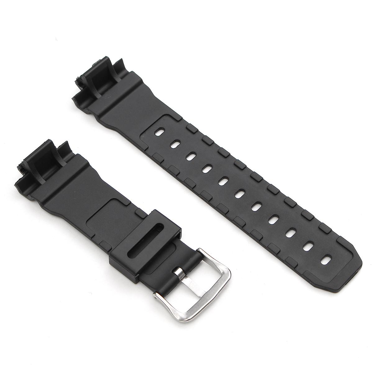 NEW Black Watch Band Strap Replacement For G Shock DW-6900 W/ Ear Batch Needles For Casio WatchBand Accessories Soft Rubber
