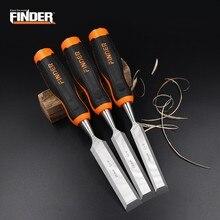 Токарный набор Плоских стамесок Tpr пластиковая волоконная Ручка DIY столярные инструменты инструмент деревянная плоская Деревообработка резной нож