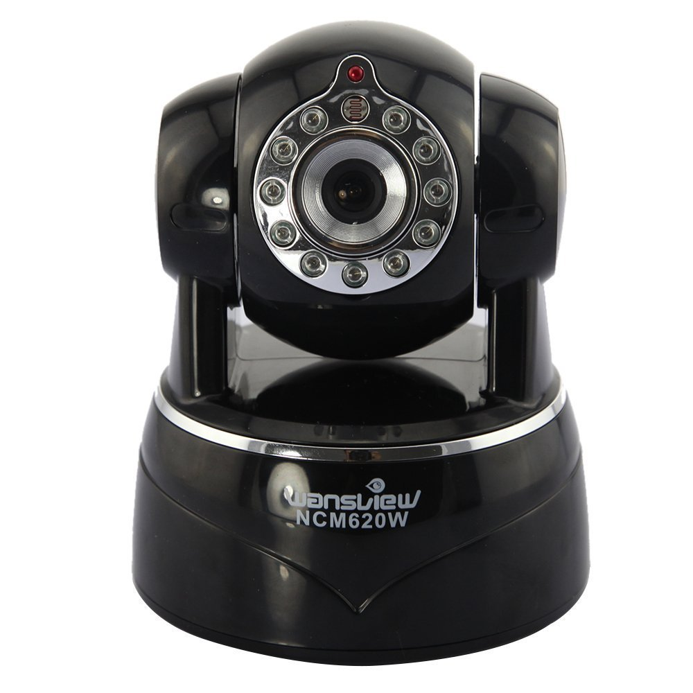 Wansview NCM620W Megapixel H.264 IR CUT, Lens 3.6mm Interior Wireless / Wired Security for IP - Camera Home with max. ResolutiWansview NCM620W Megapixel H.264 IR CUT, Lens 3.6mm Interior Wireless / Wired Security for IP - Camera Home with max. Resoluti