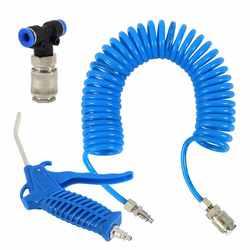 EAS-odpylacz powietrza w sprayu wąż natryskowy do ciężarówek zdmuchiwacz pyłu czyszczenia dyszy cios spryskiwacz zestaw do lakier samochodowy w sprayu