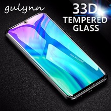 New 33D Protective Glass on the For Huawei P20 Lite P30 Honor 8A 8C 8X 7A Pro Tempered Screen Protector For Nova 4E 3i  Film protective glass on the for huawei honor 20 8a 8c 8s p20 p30 lite pro tempered screen protector 93d glass on nova 5i 4e 3i film